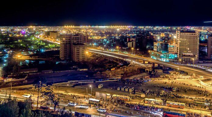10 ciudades de Etiopía