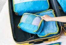 organizador maleta