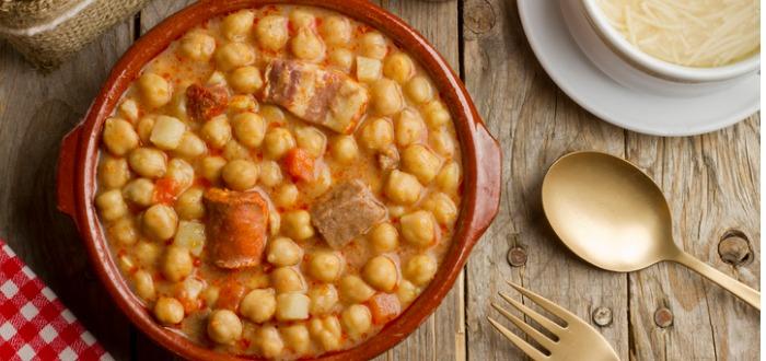 Gastronomía popular de España