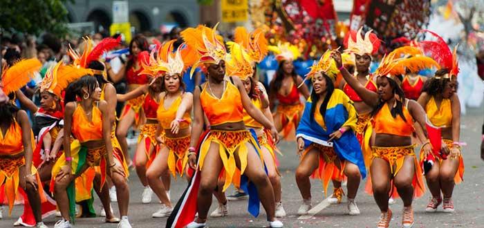 Carnaval de Notting Hill (Inglaterra)