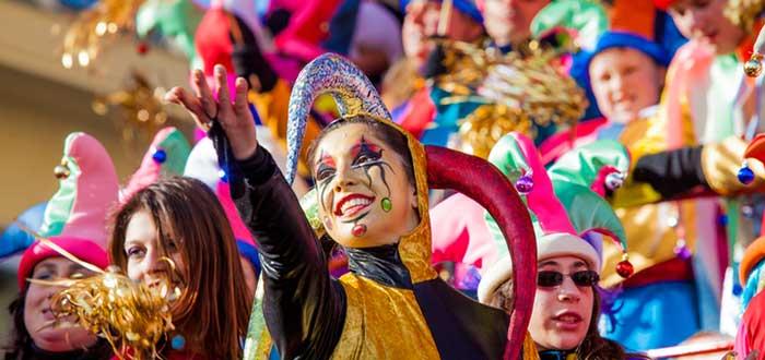 Carnaval de Viareggio (Italia)