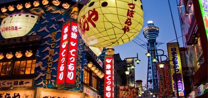 Osaka | Ciudades de Japón