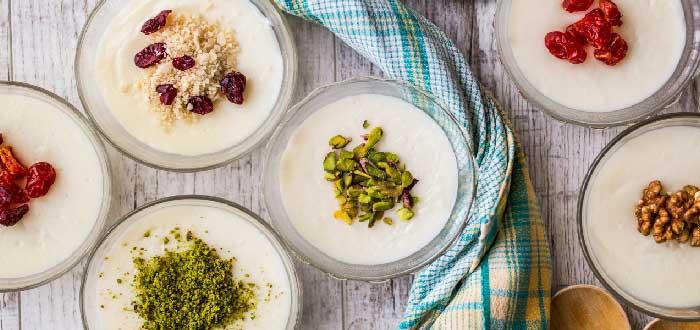 Comida típica de Qatar: Mehalabiya