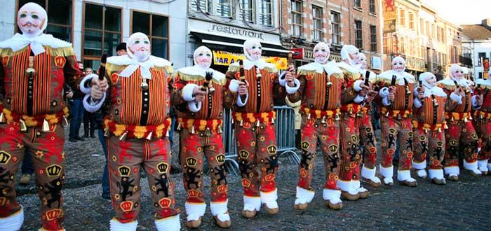 Carnaval de Binche (Bélgica)