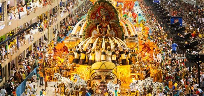 Carnaval de Río de Janeiro (Brasil)