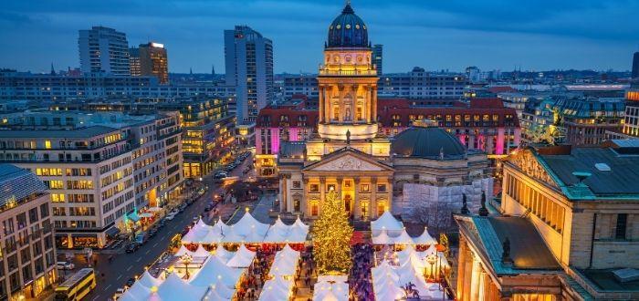 Berlín   Ciudades para pasar la navidad