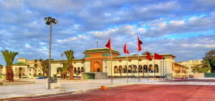 Plaza Mohammed V