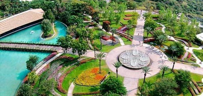 Qué ver en Cuernavaca: Jardines de México