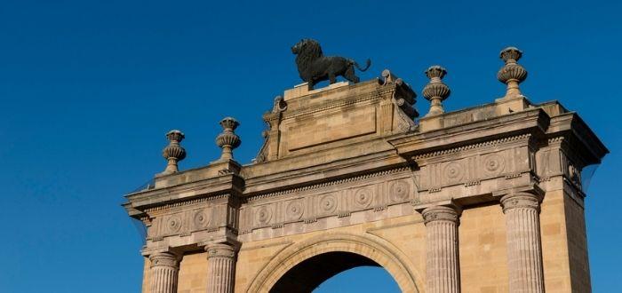 Arco Triunfal de la Calzada de los Héroes