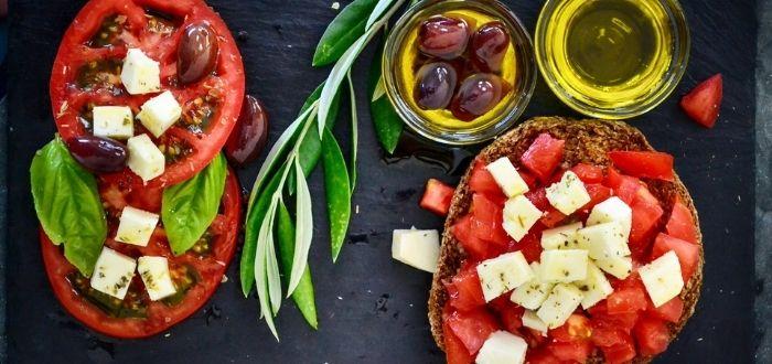 los platos griegos más famosos