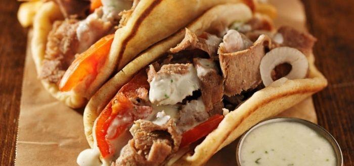 platos típicos griegos