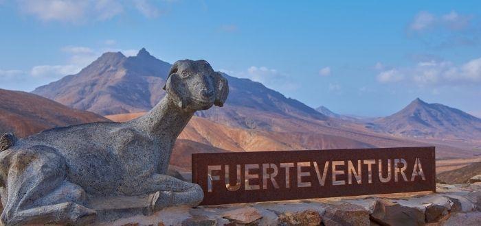 Volcanes en Fuerteventura