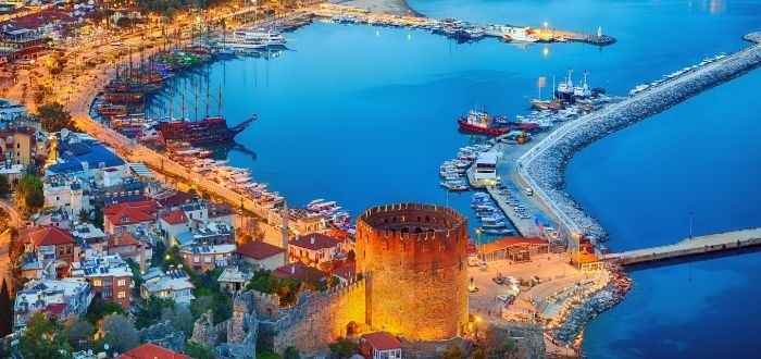 Alanya | Ciudades de Turquía