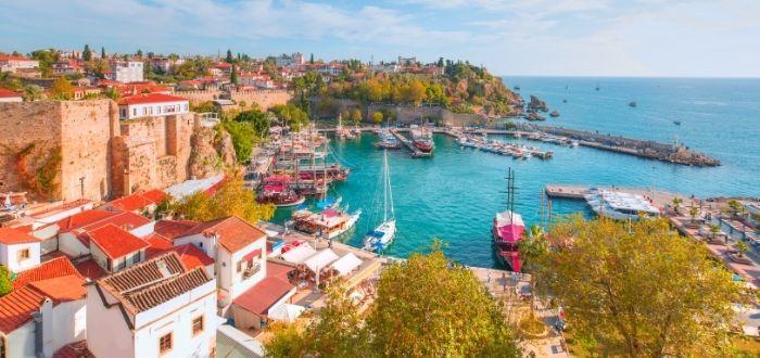 Antalya | Ciudades más turísticas de Turquía