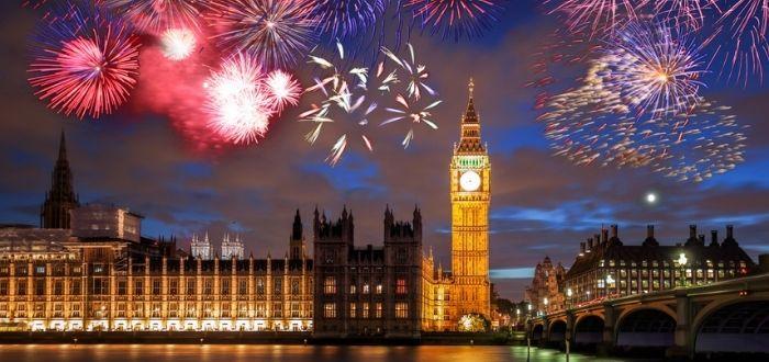 Londres, Inglaterra | Ciudades para pasar fin de año