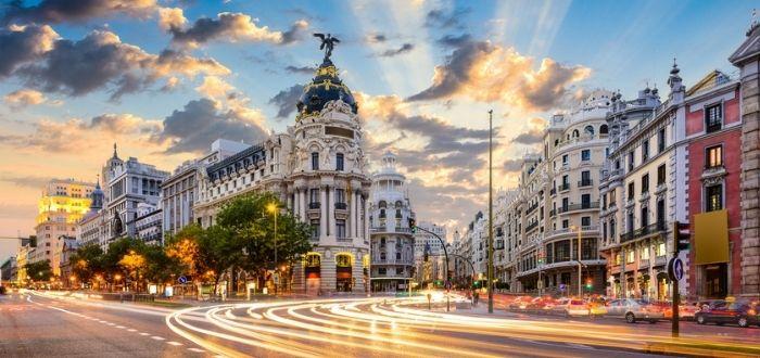 Madrid, España | Ciudades españolas para pasar fin de año