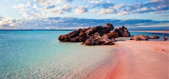 Elafonissi Beach, Grecia