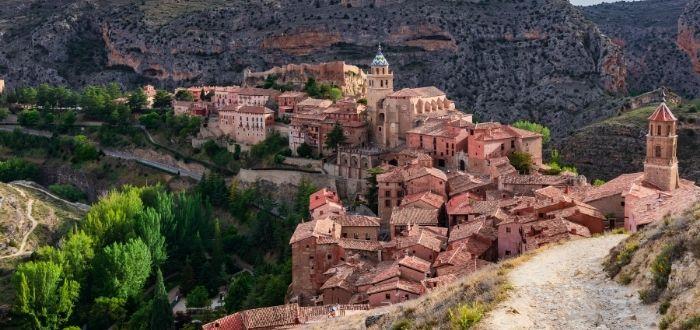 Albarracín, Teruel   Pueblos más bonitos de España
