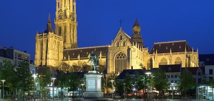 Catedral de Amberes   Qué ver en Amberes