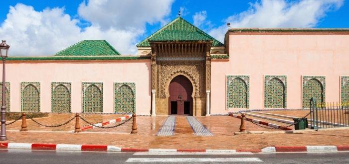 Mausoleo Mulay Ismaíl