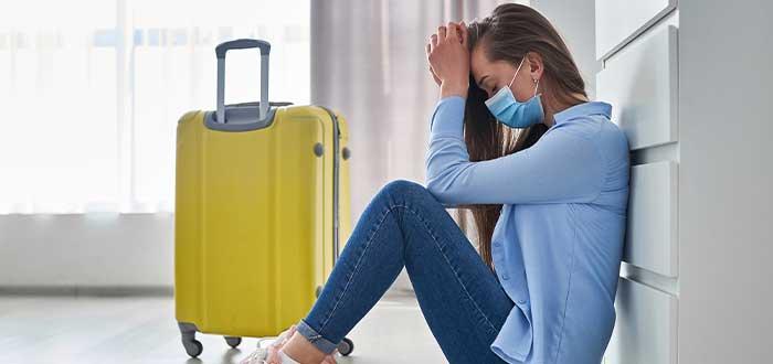 vuelo cancelado por coronavirus
