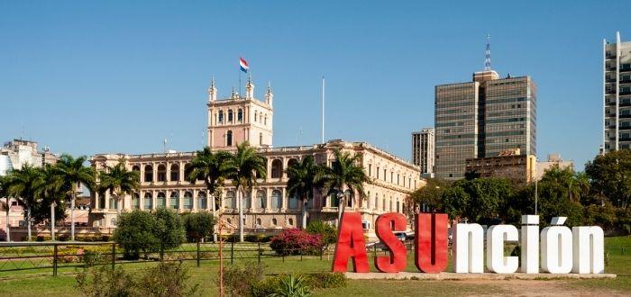 Asunción | Ciudades de Paraguay