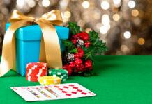 navidad y poker