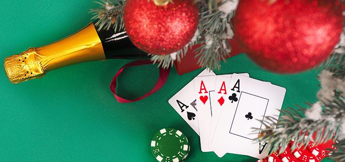 navidad y poker 2