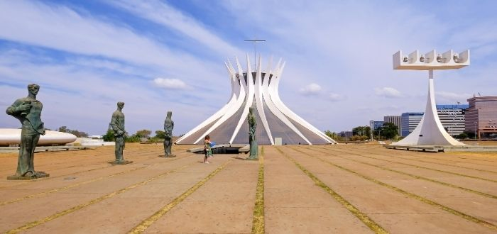 Catedral de Brasilia | Qué ver en Brasilia