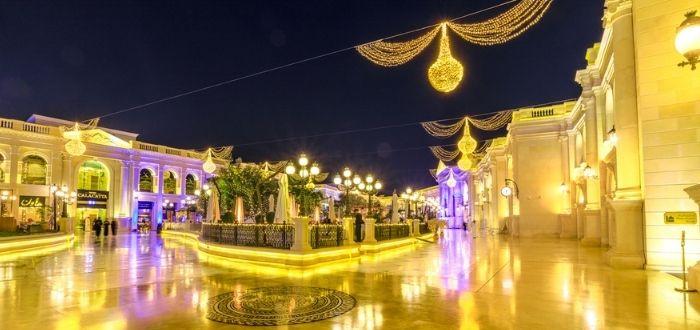 Centro comercial Doha Mall Qué ver en Doha