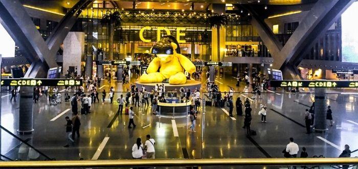 Aeropuerto Hamad | Qué ver en Doha