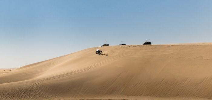 Excursión por el desierto en 4x4