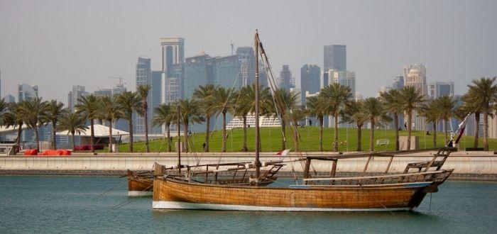 Paseo marítimo Doha Corniche Qué ver en Doha