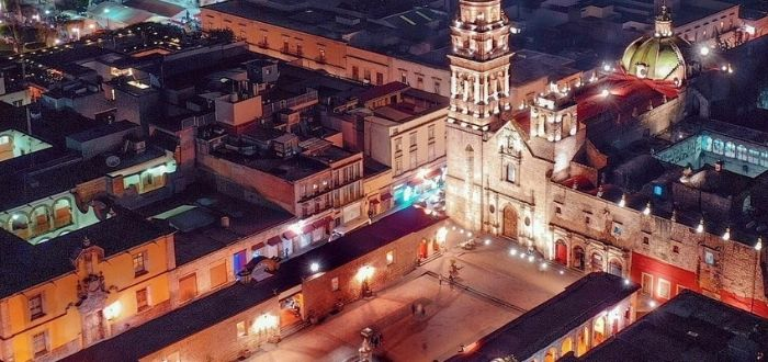 Centro histórico de Morelia | Que ver en Morelia