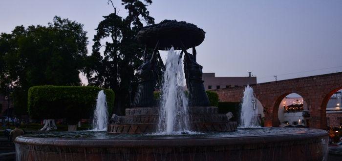 La fuente de las Tarascas | Qué ver en Morelia