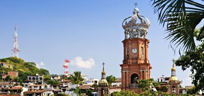 Centro histórico de Puerto Vallarta