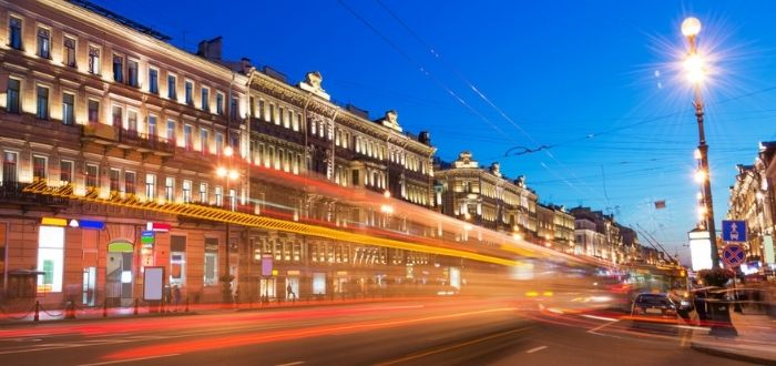 Avenida Nevski   Qué ver en San Petersburgo