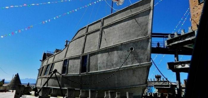El Barco de la Fe
