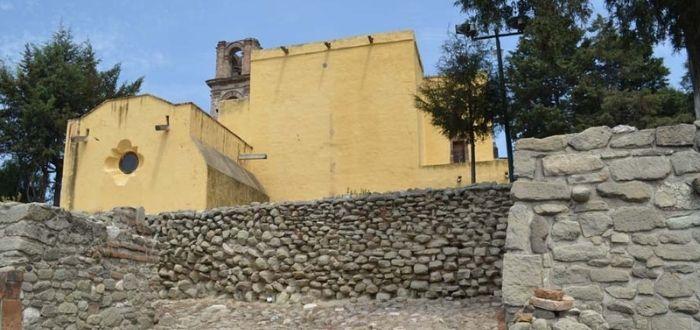 Zona arqueológica de Tizatlán