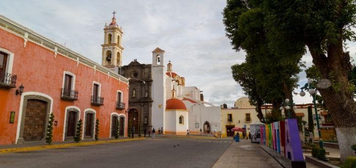 Centro histórico   Qué ver en Tlaxcala