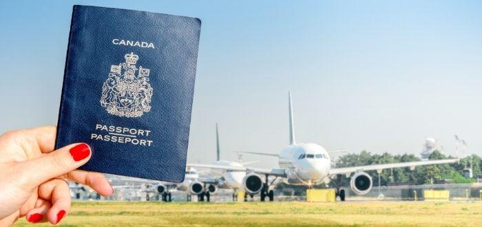 Pasaporte para viajar a Canadá | Visa para Canadá