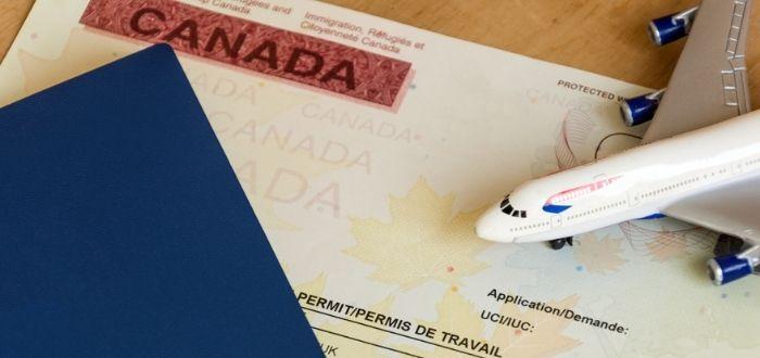 Boleto de avión para Canadá | Vivir en Canadá