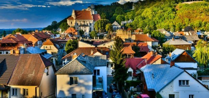 Ciudades de Polonia: Kazimierz Dolny