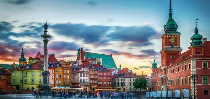 Varsovia   Ciudades de Polonia