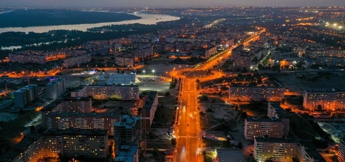 Zaporiyia | Ciudades de Ucrania