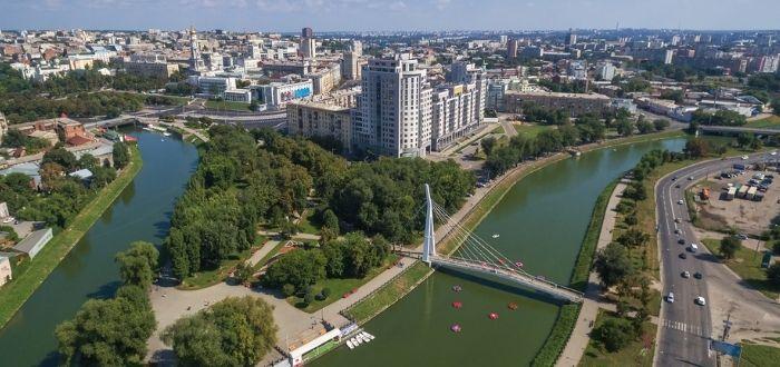 Járkov | Ciudades de Ucrania