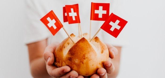Pan suizo | Comida típica de Suiza