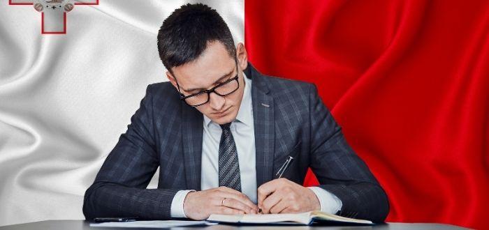 Estudiante en Malta