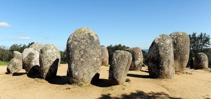 Crómlech de los Almendros | Qué ver en Évora
