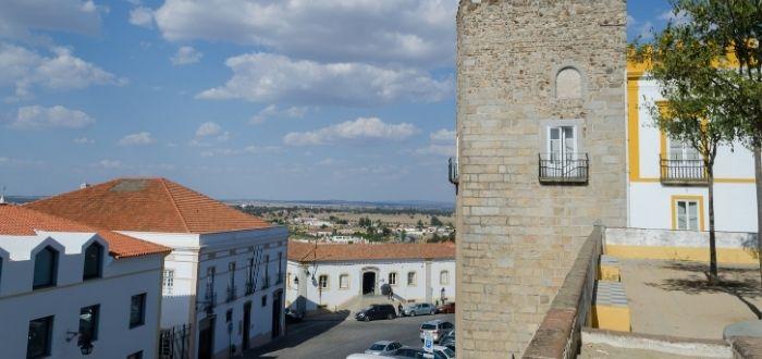 Murallas de Évora